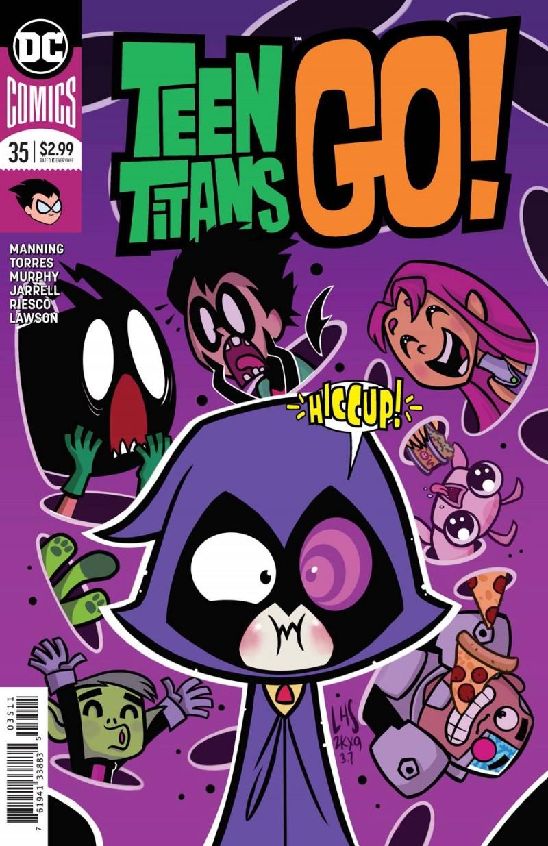 Teen Titans Go  #35