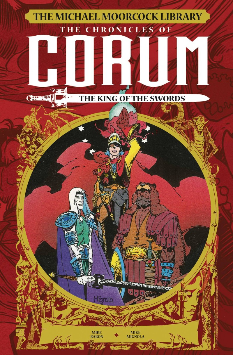 Moorcock Library HC Corum  King of the Swords