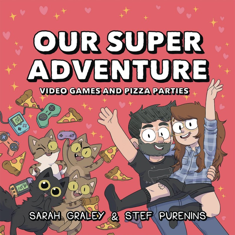 Our Super Adventure HC  Video Games and Pizza Parties