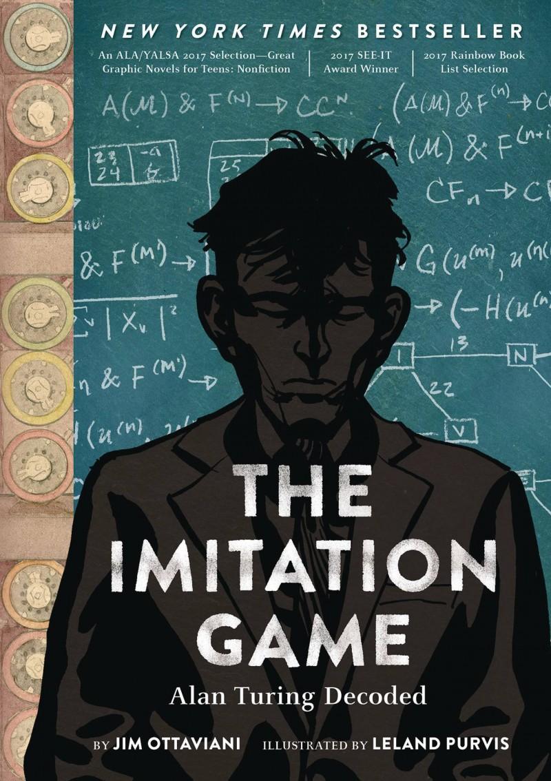 Imitation Game Alan Turing Decoded GN