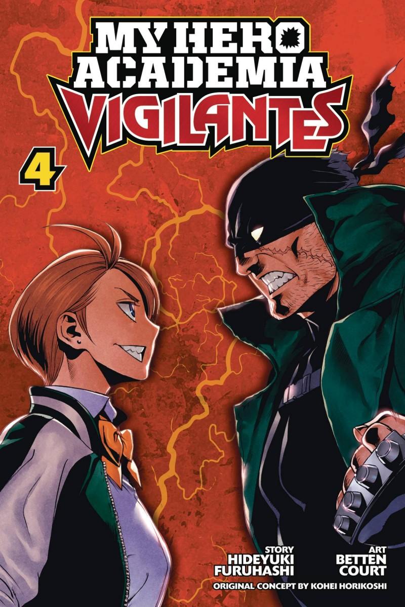 My Hero Academia GN Vigilantes