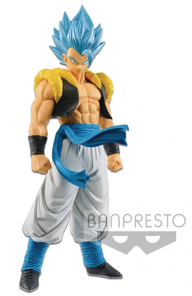 Dragonball Super Movie Grandista Resolution of Soldiers Mystery Figure