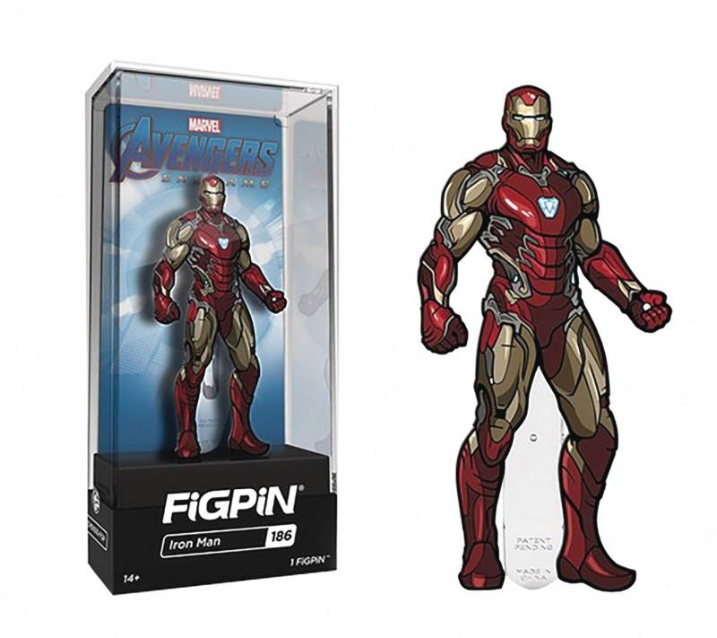 Figpin Avengers Endgame Iron Man