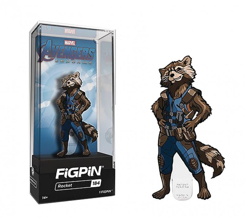 Figpin Avengers Endgame Rocket Raccoon