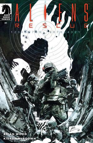 Aliens Rescue #1 CVR A De La Torre