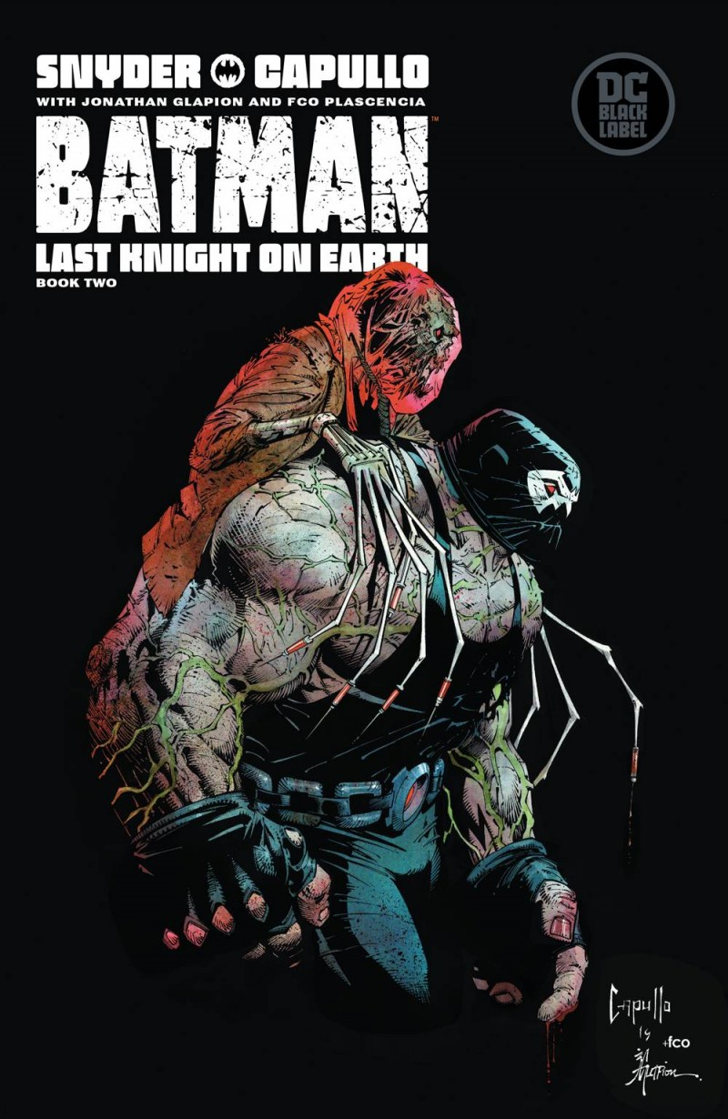 Batman Last Knight On Earth #2 CVR A