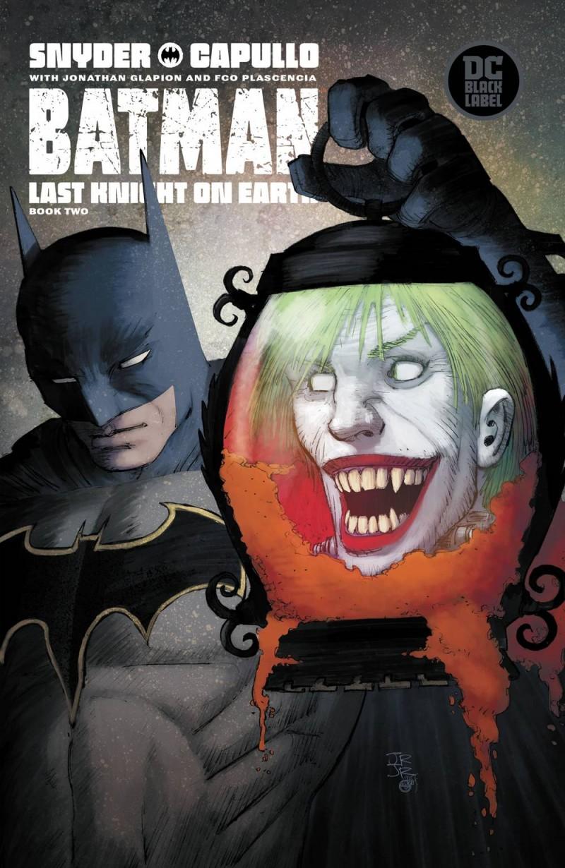 Batman Last Knight On Earth #2 CVR B