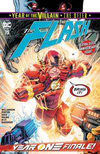 Flash  #75 CVR A