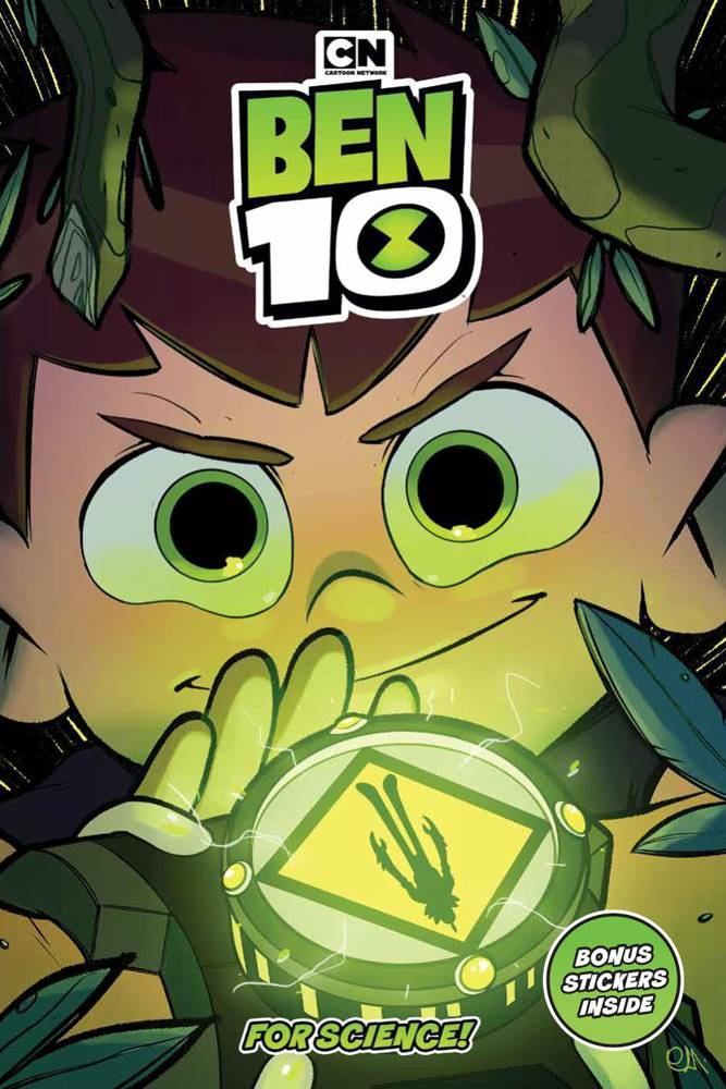 Ben 10 GN For Science