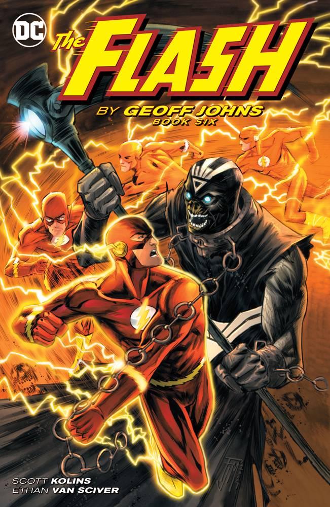 Flash TP Geoff Johns