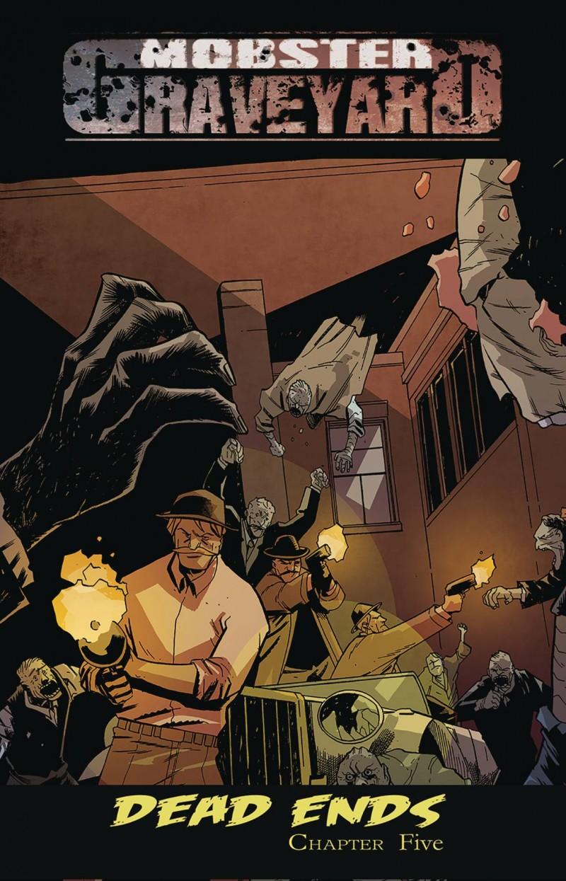 Mobster Graveyard #5
