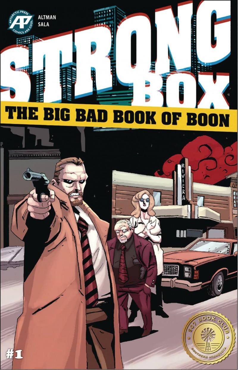 Strong Box Big Bad Book of Boon #1