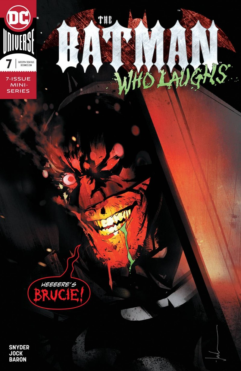 Batman Who Laughs #7 CVR A