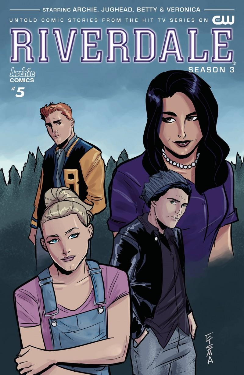 Riverdale Season 3 #5 CVR B Eisma