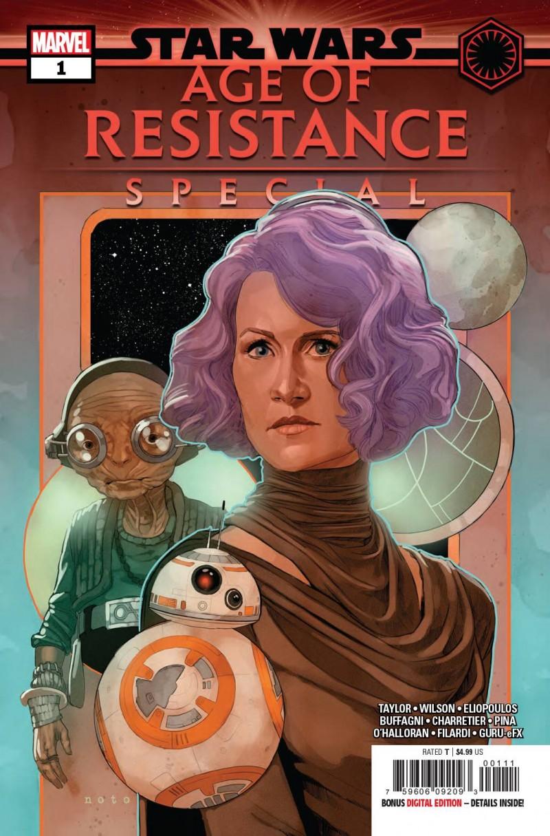 Star Wars One-Shot Age of Resistence Special