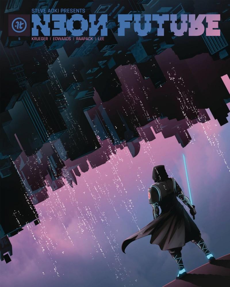 Neon Future #5 CVR A