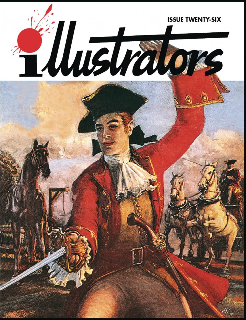 Illustrators Magazine #26
