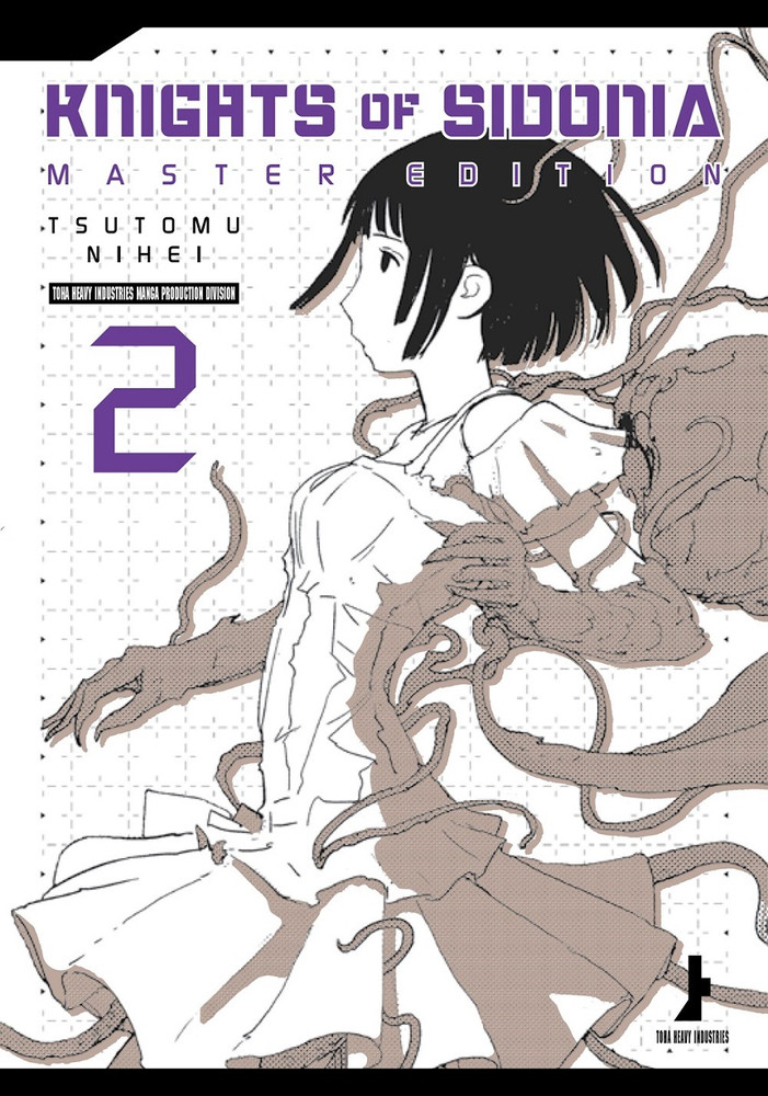 Knights of Sidonia GN Master Edition