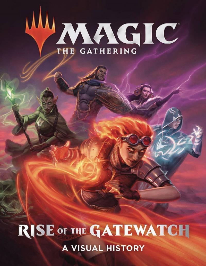 MTG HC Rise of the Gatewatch Visual History