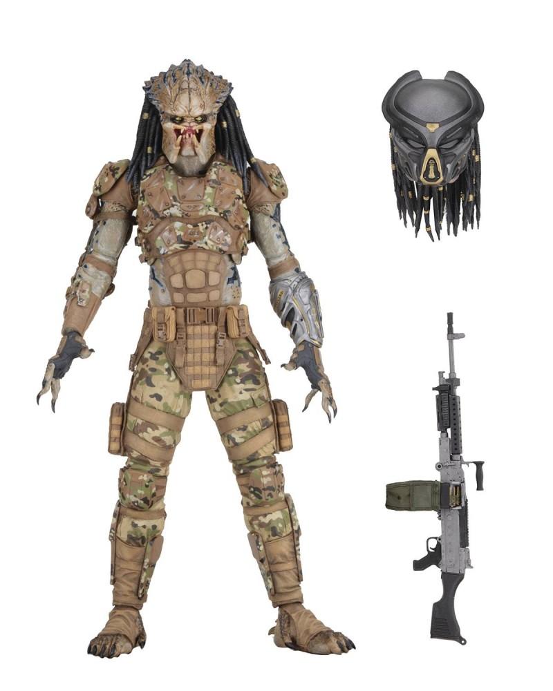 Predator Ultimate AF 7inch 2018 Emissary 2 Concept
