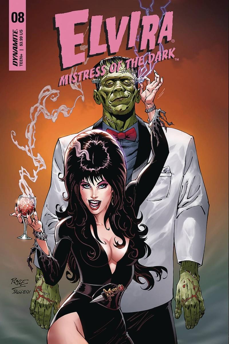Elvira Mistress Of Dark #8 CVR C Royle