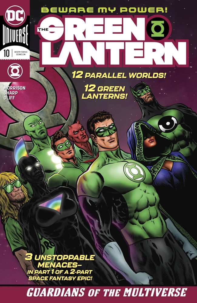 Green Lantern  #10 CVR A