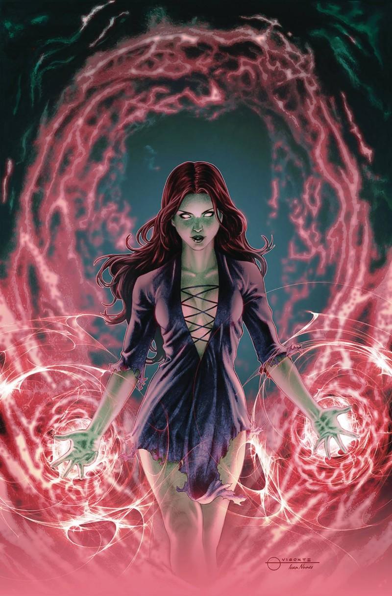 Grimm Fairy Tales  #30 CVR C Vigonte