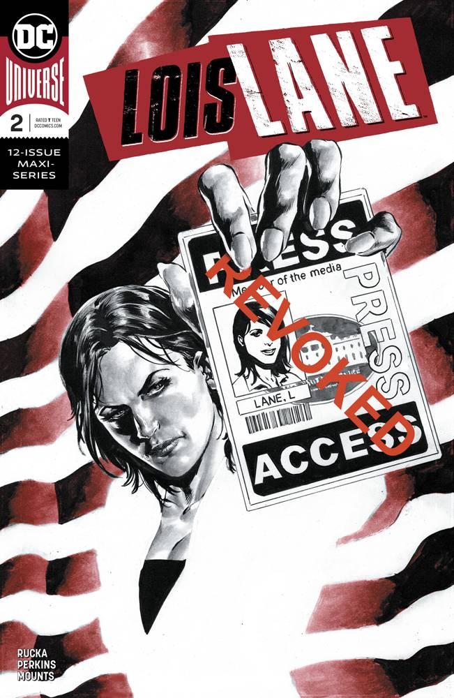 Lois Lane #2 CVR A