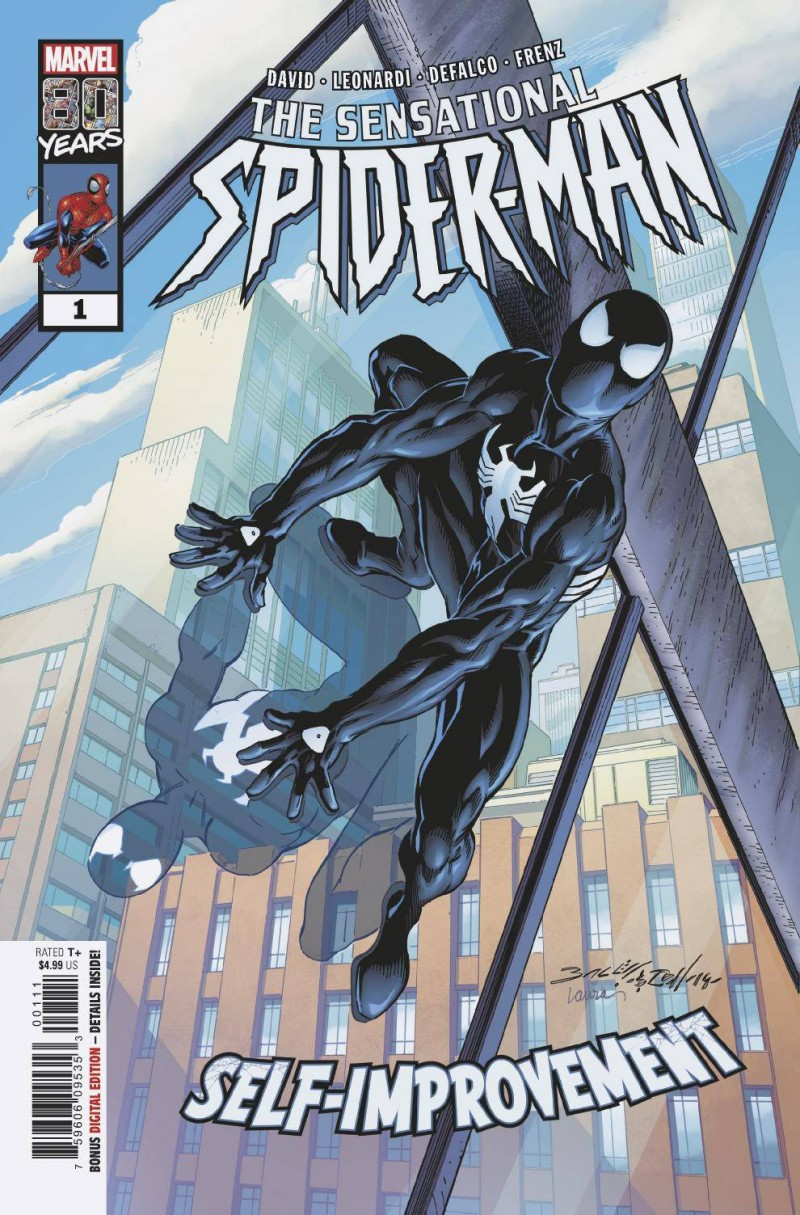 Sensational Spider-Man One-Shot Self-improvement
