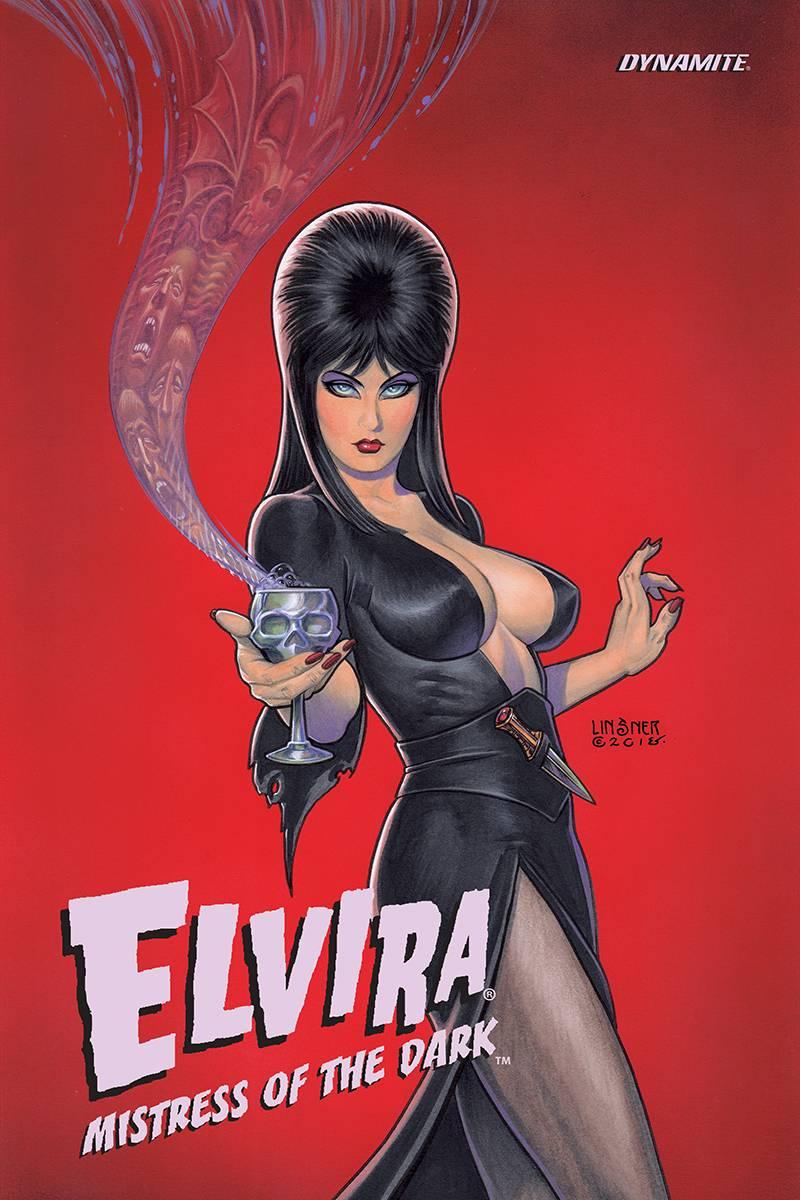 Elvira Mistress Of Dark TP