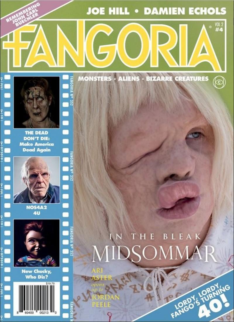 Fangoria  #4