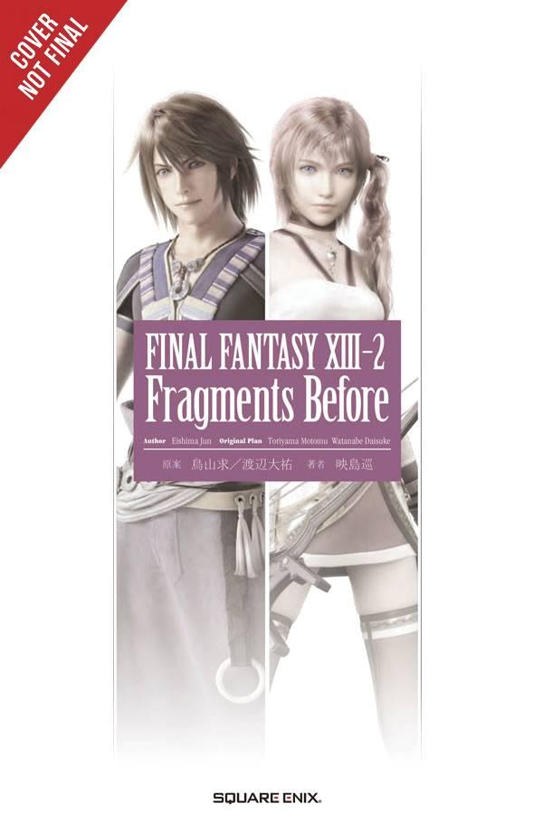 Final Fantasy XIII Novel 13-2 Fragments Before