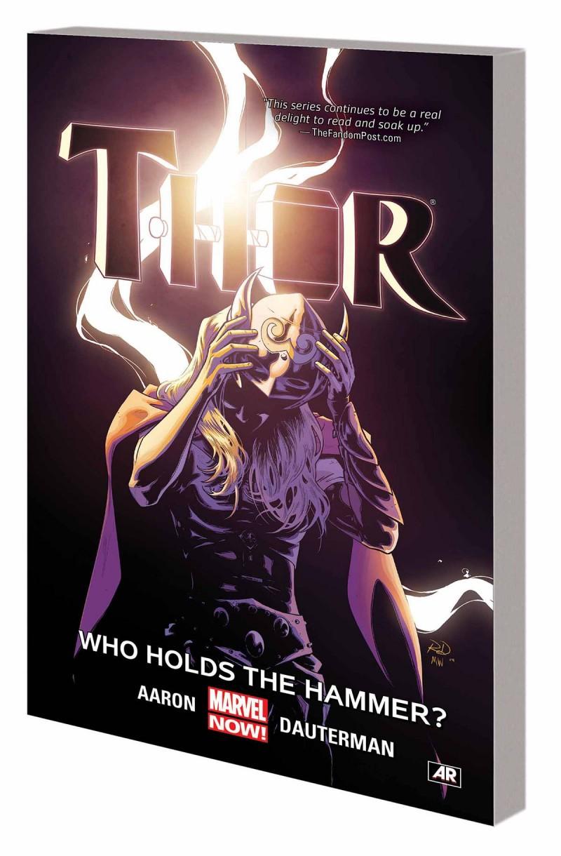 Thor TP 2014  Who Holds Hammer