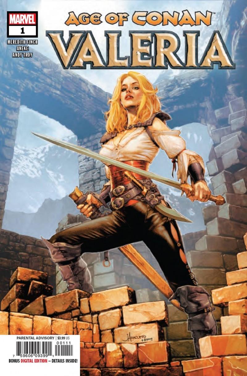 Age Of Conan Valeria #1