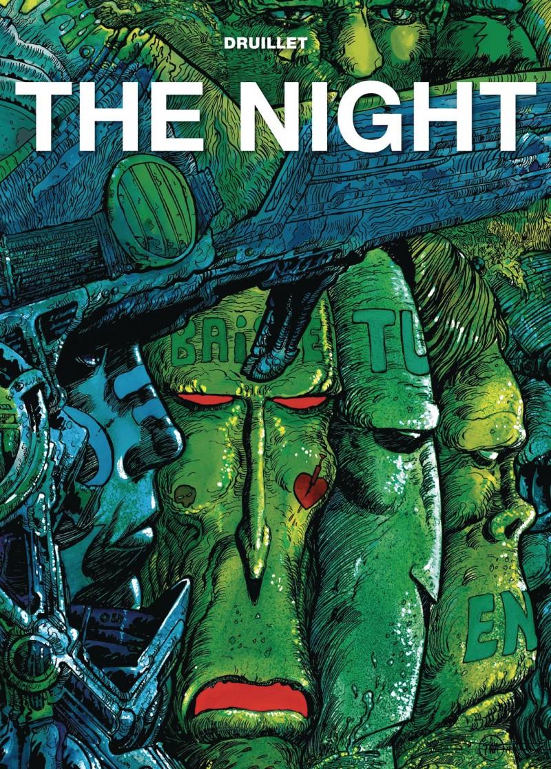 Druillets The Night (la Nuit) HC