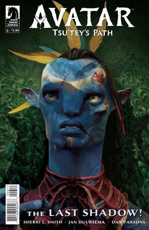 Avatar Tsu Teys Path #6 CVR A Wheatley