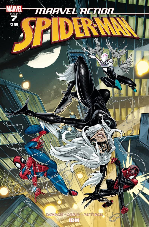Marvel Action Spider-Man #7