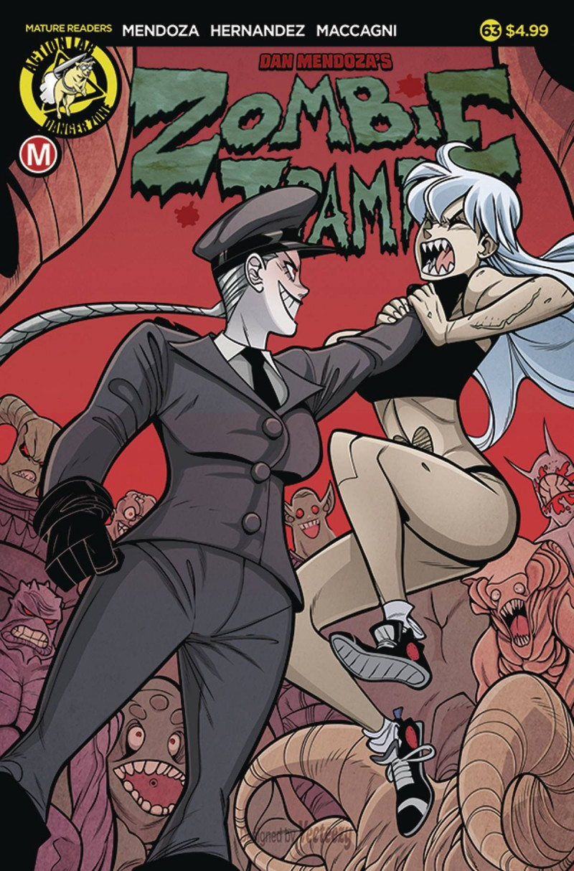 Zombie Tramp  #63 CVR A Maccagni
