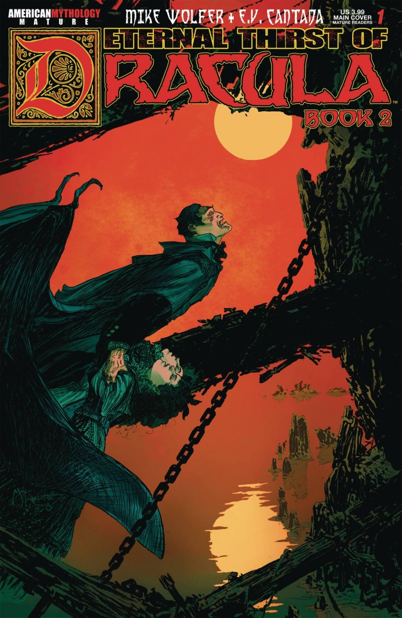 Eternal Thrist of Dracula 2 #1