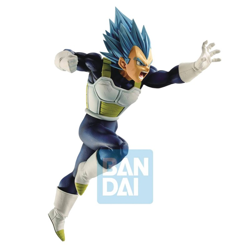 Dragonball Super Z-battle Figure SSGSS Vegeta