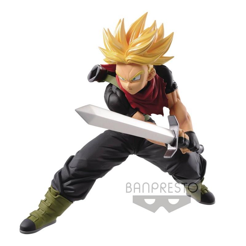 Super Dragon Ball Heroes Transcendence Art  Figure