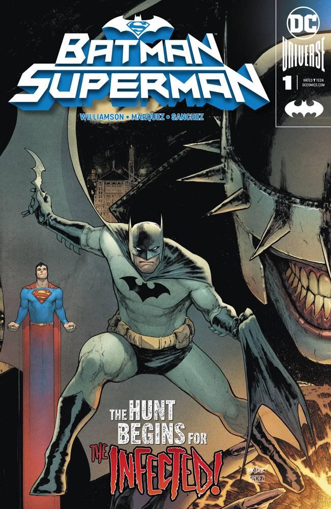 Batman Superman  #1 CVR A Batman