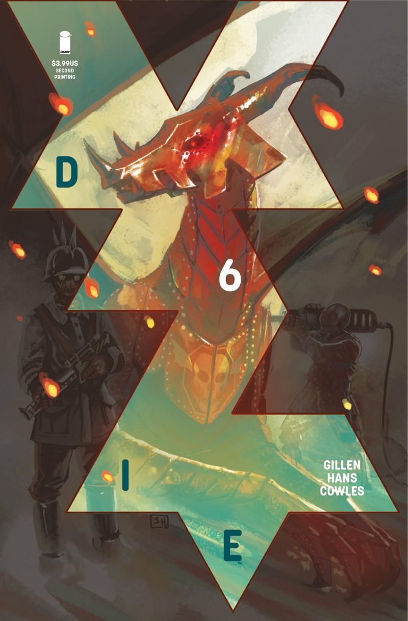 Die #6 Second Printing