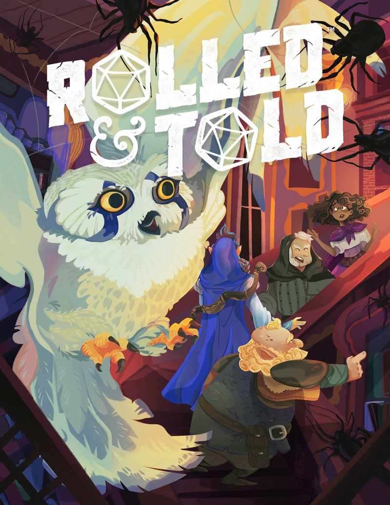 Rolled And Told #12