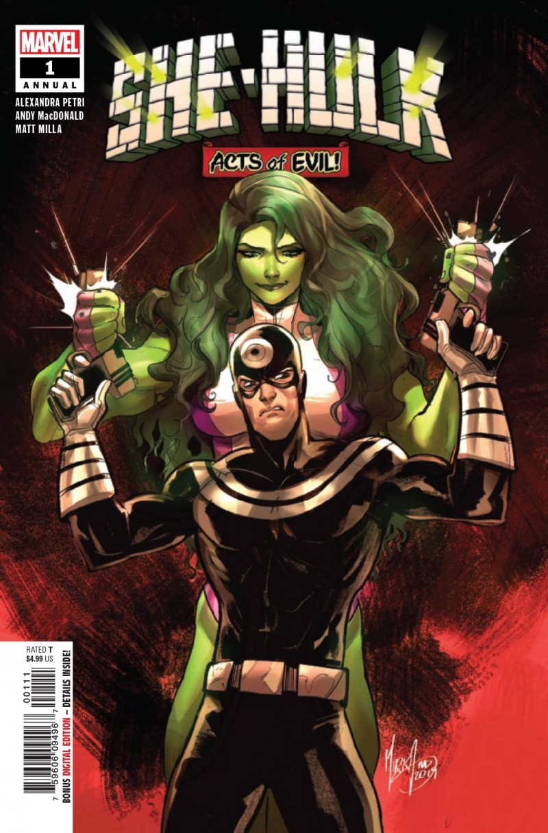She-Hulk Annual 2019