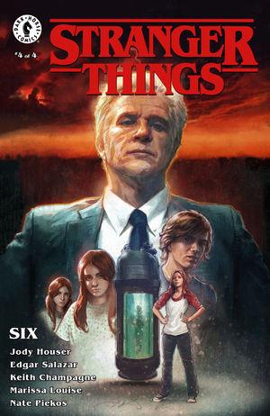 Stranger Things Six #4 CVR A Briclot