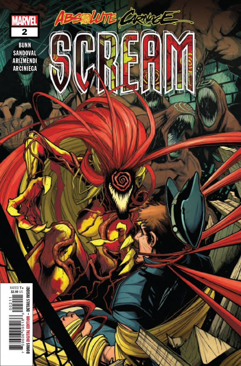 Absolute Carnage Scream #2