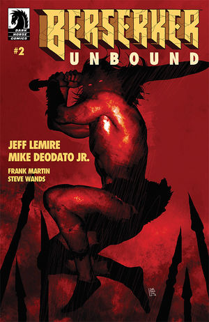 Berserker Unbound #2 CVR B Sorrentino