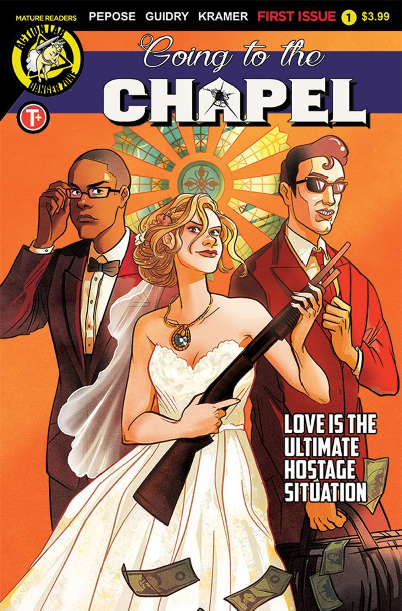 Going To The Chapel #1 CVR A Lisa Sterle