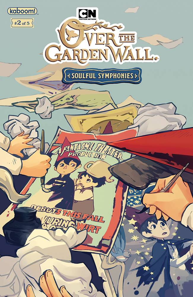 Over Garden Wall Soulful Symphonies #2 CVR A Young